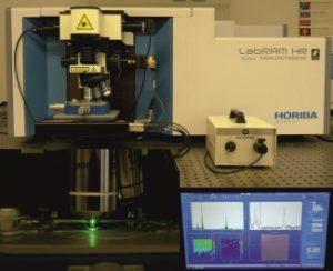 Confocal Raman Spectrometer